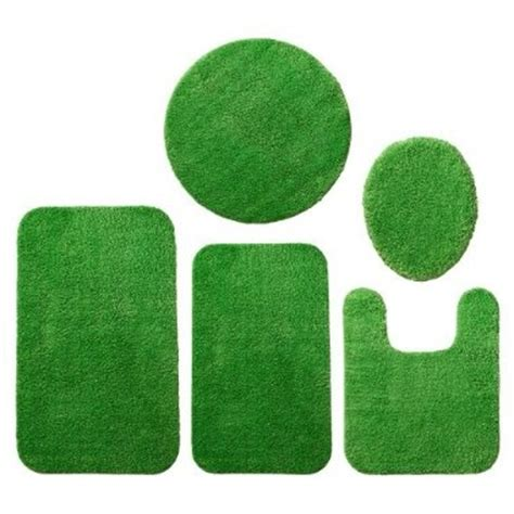 Green Bathroom Rugs by Green Bath Rugs Bringing This Home