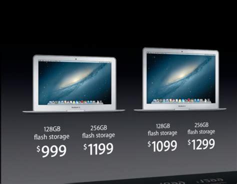 Update Macbook Air apple also updates the macbook air techpowerup