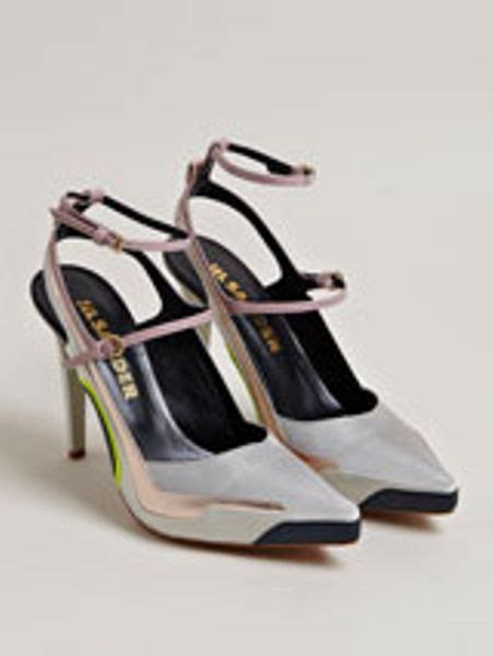 fluorescent high heels jil sander fluorescent lima heels in multicolor multi lyst