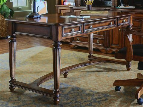 writing desk 60 x 30 furniture brookhaven distressed medium cherry 60 l