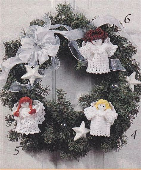 patterns for christmas tree toppers angels crochet patterns christmas tree topper ornaments