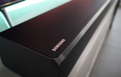 Top Sound Bar Reviews by Samsung Atmos Sound Bar Review Best Buy