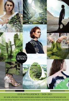trendsenses moodboard eco intelligence