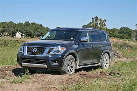 Nissan Suv Trucks by 2017 Nissan Armada Named Suv Of Picture 691859