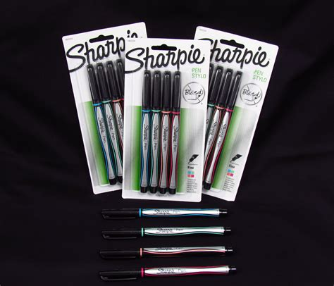 Sharpie Pen Giveaway - new sharpie pen colors and an improved design officesupplygeek