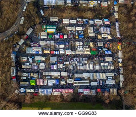 Second Hand Factory Dortmund by Aerial View Of Parking Lot Area Helsinki Finland Stock