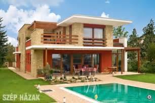 Log Cabin Luxury Homes by Term 233 Szetesen Modern Sz 233 P H 225 Zak Ilyen H 225 Zat Szeretn 233 K