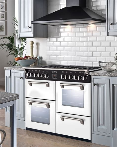 Kitchen Designs With Range Cookers by 28 Best Belling Kitchen Rangehoods Images On