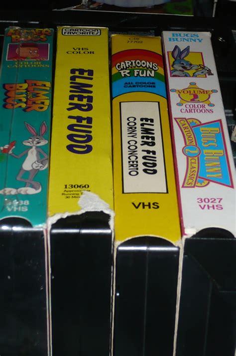 bugs bunny  elmer fudd vhs tapes vhs listia