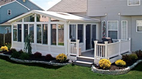 Backyard Sunroom by The Sunroom An Underutilized Essential Eieihome