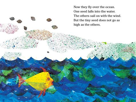 The Tiny Seeds the tiny seed book by eric carle official publisher