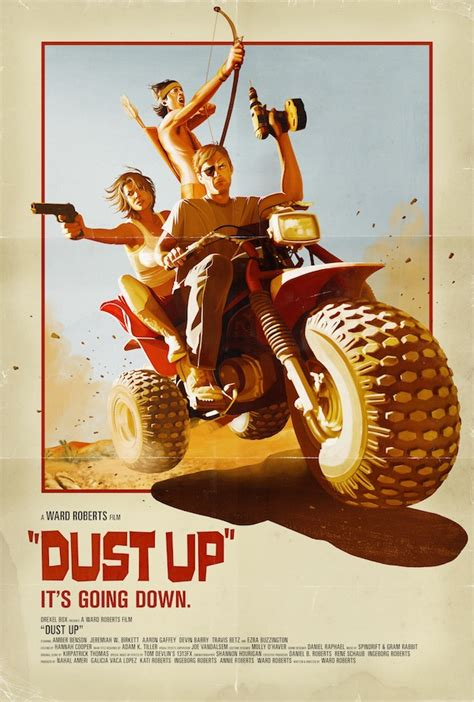 Film Dust Up   check out this aicn exclusive poster for dust up