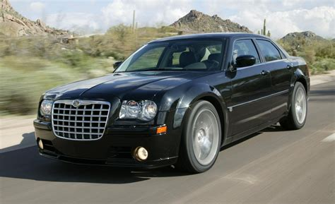 2008 Chrysler 300c Srt8 by Car And Driver