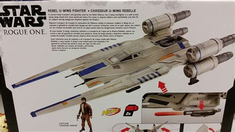 Hasbro Rogue One Rebel X Wing Fighter rogue one a wars story toys popping up on ebay the