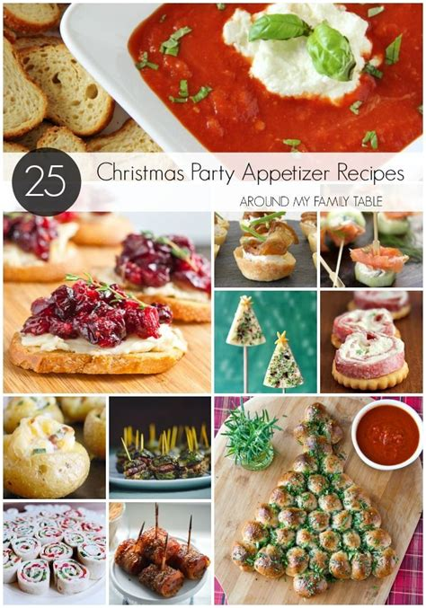 17 best ideas about christmas party appetizers on