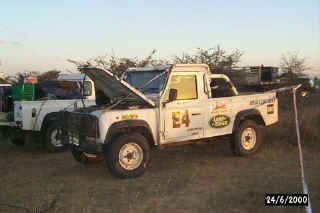 Barker Land Rover Racing