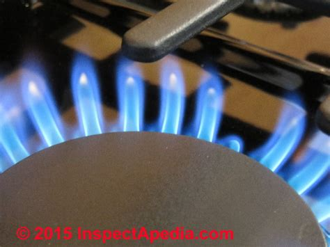 Gas burner troubleshooting: Gas Appliance or Gas Heater