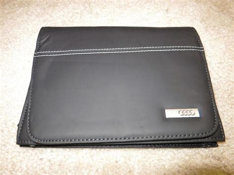 2011 audi a8 owners manual owners manual audi other oem 2011 a8 leather owner s manual wallet audiworld forums
