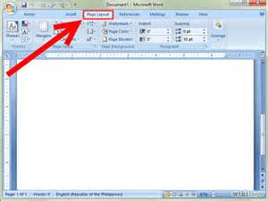 Office Word How To Use Microsoft Office Word 2007 With Pictures