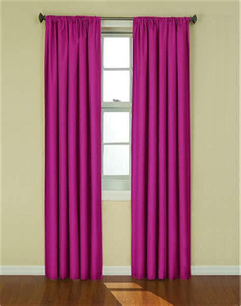 Kitchen Curtains Meijer Thermaback Kendall Rod Pocket Curtain Panel Contemporary