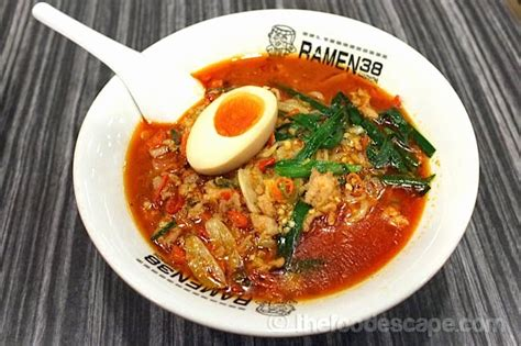 Makanan Di Udin Ramen tempat makan pedas chilifoodza