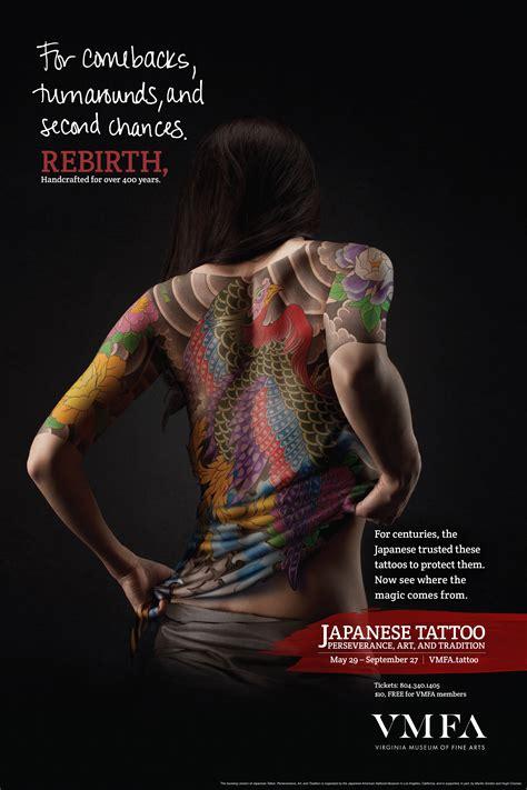 tattoo advertising ad firm makes its on vmfa exhibit richmond bizsense