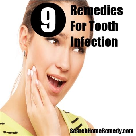 9 tooth infection home remedies treatments cures