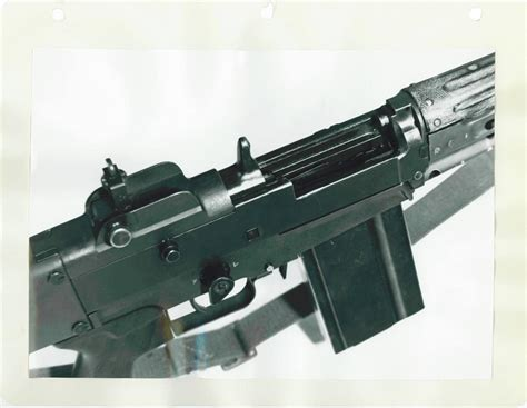 howa type  battle rifle arcom
