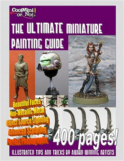 miniature painting guide the ultimate miniature painting guide 187 pdf magazines archive
