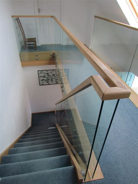 banister glass ideas of pin by rodrigo vargas on stairs about glass