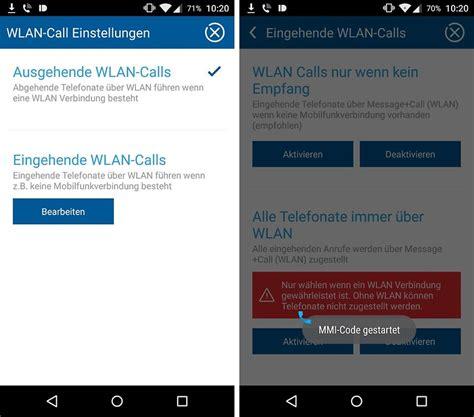 Wifi O2 telefonieren 252 ber wlan vodafone schaltet wifi calling f 252 r alle androidpit