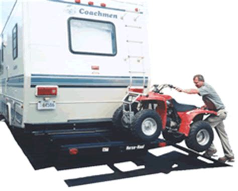 Carrier The Banchee 50 versahaul vh 90ro atv hitch carrier racks with rs