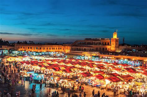 morocco city marrakech city morocco information and what to do