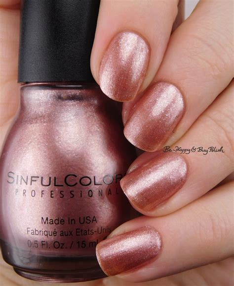 sinful colors supernova sinful colors be happy and buy