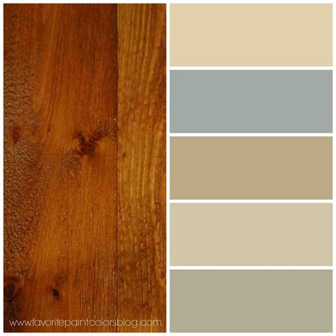 paint colors with honey oak trim how to the