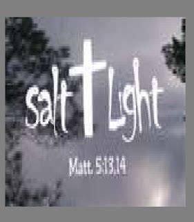 Salt And Light Ministries by Freedom In Ministries Inc