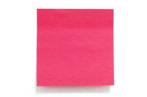 post it pink royalty free stock photo image 16383865