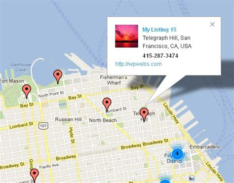 theme x google maps mapsupreme vantage plugin free cms blog magazine