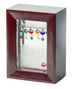 Storm glass and galileo thermometer combination weather watching