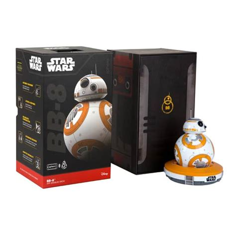 Remote Bb 8 Droid Wars bb 8 app enabled droid by sphero sphero wars remote and radio toys at
