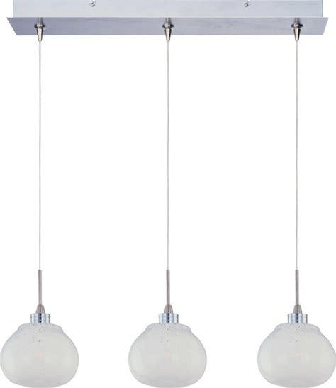 Minx 3 Light Linear Pendant Modern Pendant Lighting 3 Light Linear Pendant
