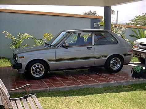 1982 Toyota Starlet Mike26pr 1982 Toyota Starlet Specs Photos Modification