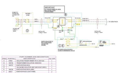 isolation transformer wiring diagram get free image