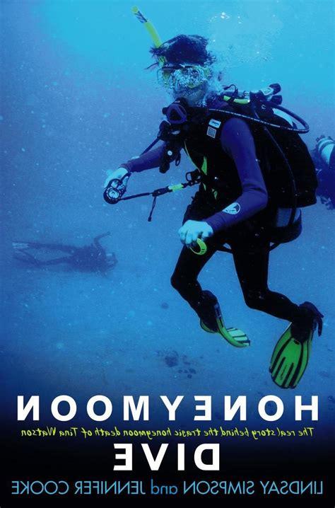 Photo of tina watson on ocean floor