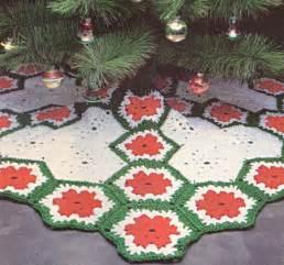 christmas tree skirt crochet pattern 2017 2018 best