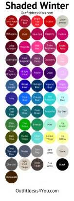 best hair color for deep winters 25 best ideas about deep winter palette on pinterest