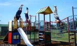 outdoor gymnast franklin dies on playground