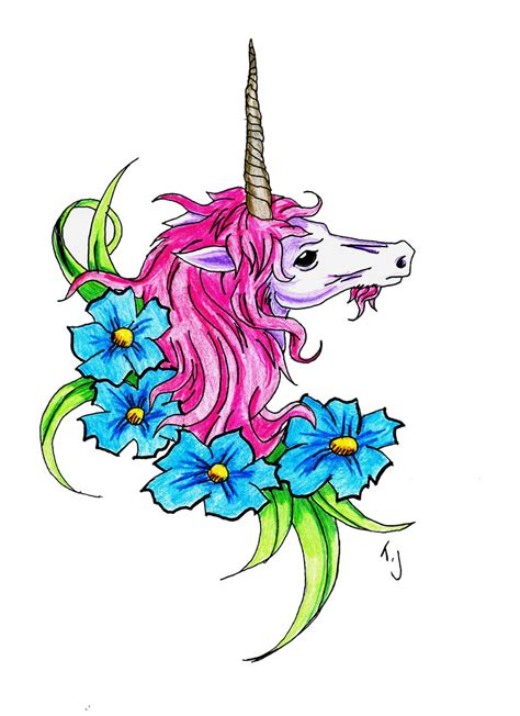 the little unicorn by silgan on deviantart