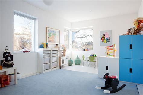 Modern Swedish Villa Bedroom 2   Interior Design Ideas.