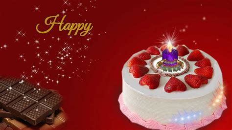 happy birthday videos top 10 birthday wishes wallpapers send by your gf free